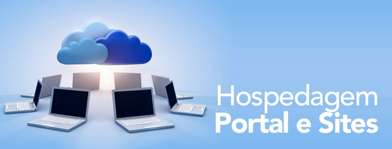 Hospedagem Portais e Sites